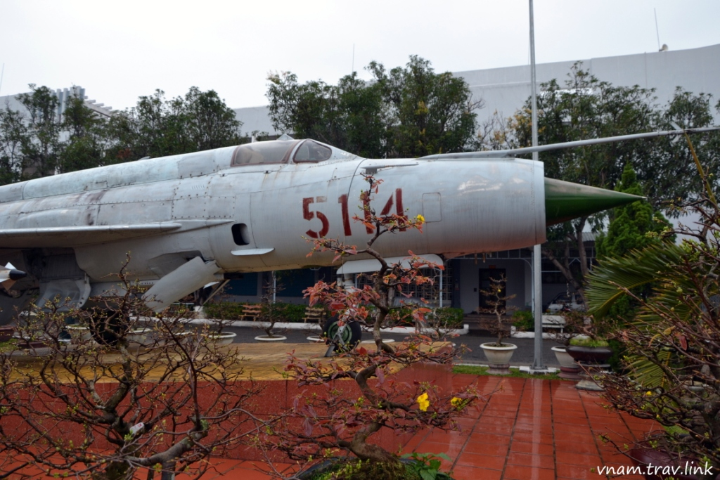 Military zone 5 museum или Museums Quan khu 5